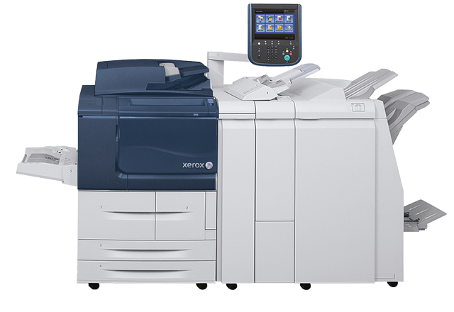 Xerox® D95A/D110/D125 Copier/Printer en D110/D125 Printer
