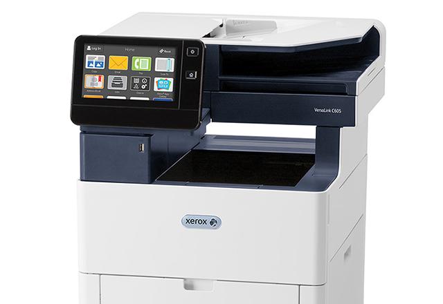 Xerox® VersaLink® C605 multifunctionele kleurenprinter